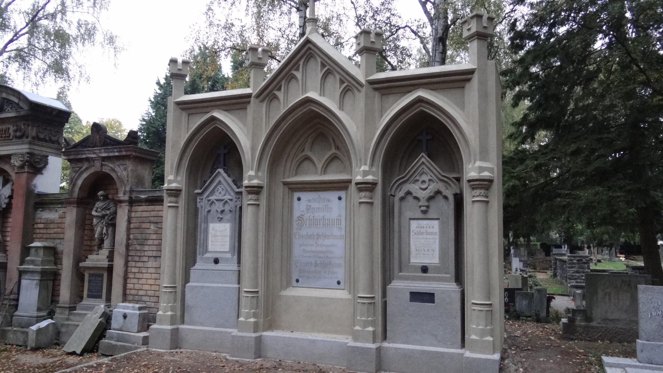 Náhled reference Jihlava - Hřbitov hrobky