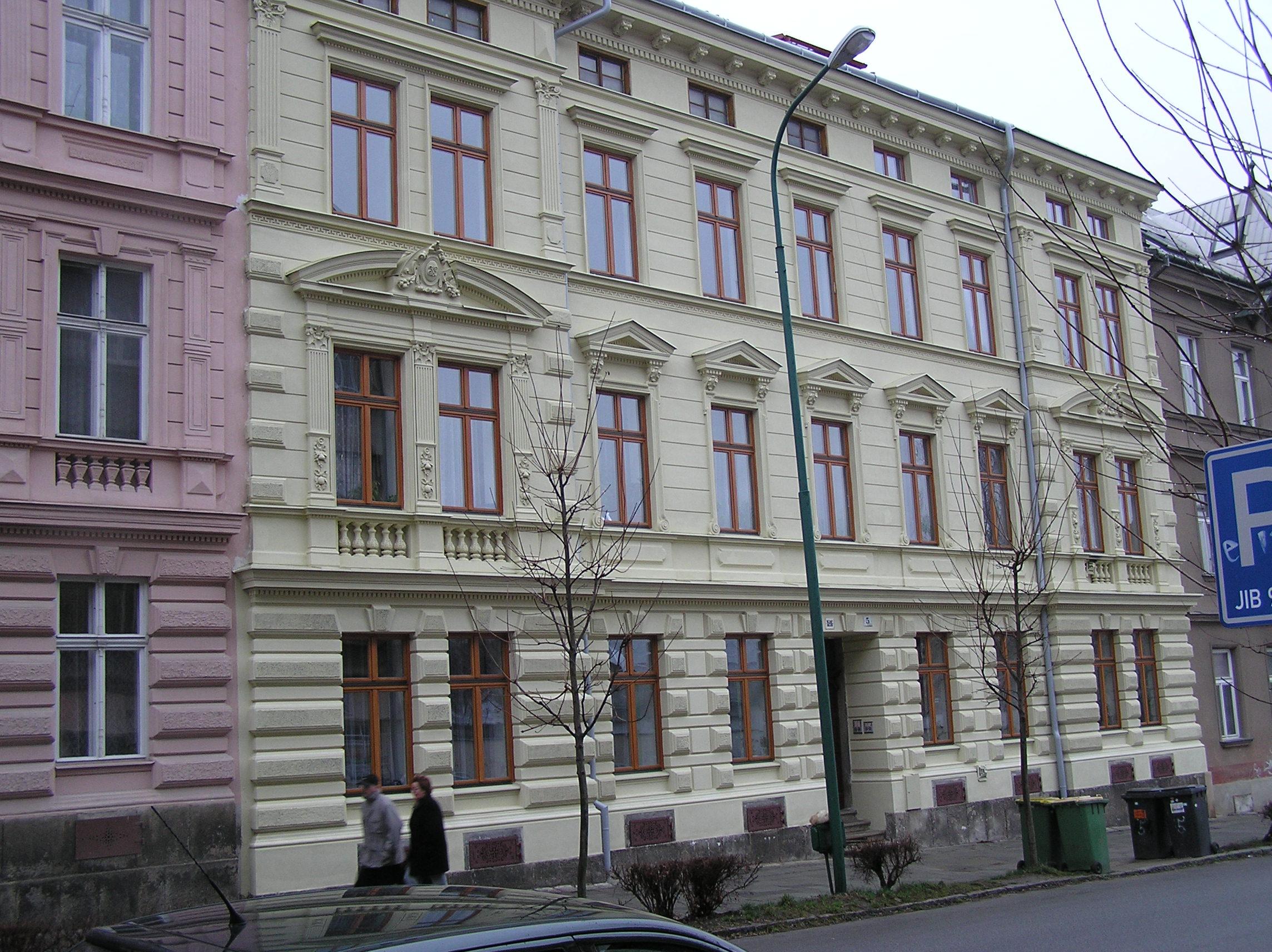Náhled reference Jihlava - Bezručova 5