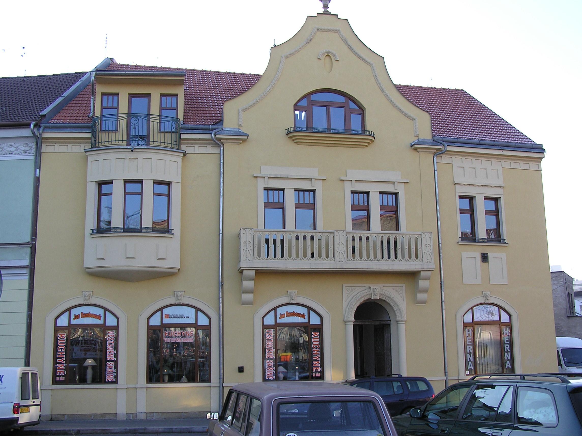 Náhled reference Hradec Králové - Hořická