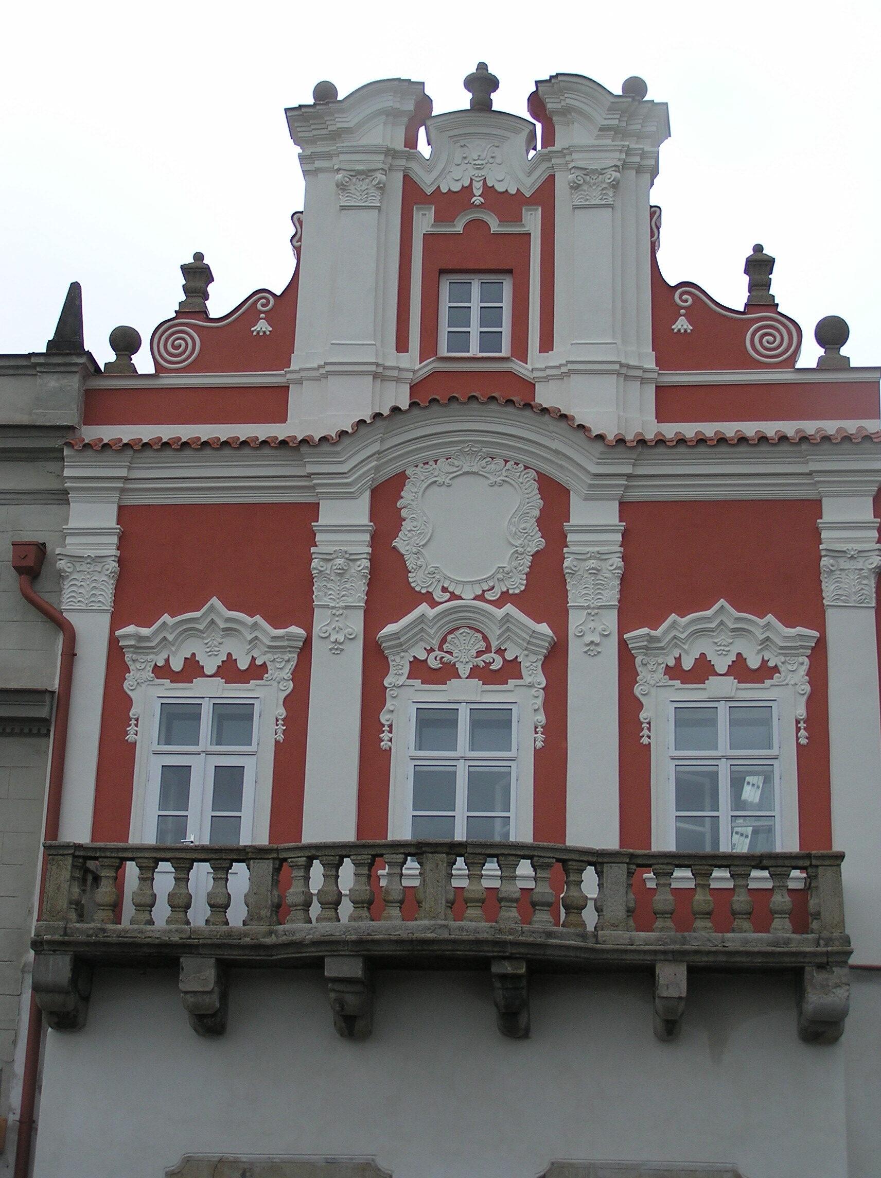 Náhled reference Havlíčkův Brod - Havlíčkovo náměstí 50